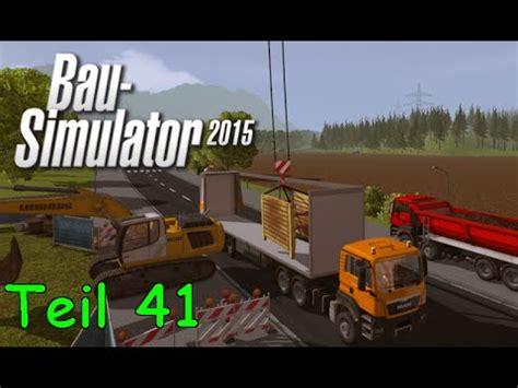 Let's Play Bau Simulator 2015 Teil 41  Modernes Haus Mit