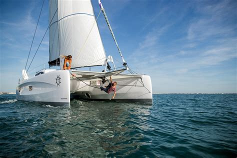 Sailing La Vagabonde New Boat by An With With And Elayna Of Sailing La