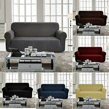 Fitted Covers For Settees by Fitted Settee Covers Ebay