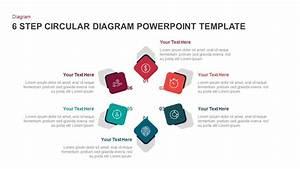 6 Step Circular Diagram Powerpointtemplate  U0026 Keynote