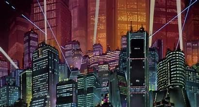Akira Futuristic Cities Anime Fi Sci Movies