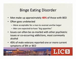 The Real Face of Men with Eating Disorders