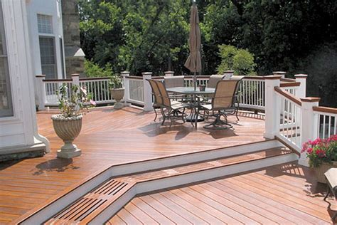 patio material options deck options types of home decking houselogic home ownership