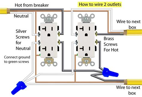 how to wire an outlet how to replace outlet with combo switch