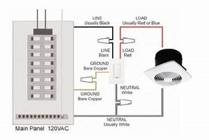 Bath Vent Timer Wiring Diagram Bathroom Fan Timer From Aircycler Bob Vila 14 Best Electrical Uk Images On Pinterest Electric Connecting A Timed Fan Unit In 2019 Home Electrical Wiring Diagrams For
