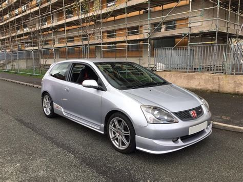 Modif R 2004 by Honda Civic Ep3 Type R 2004 In Huddersfield West