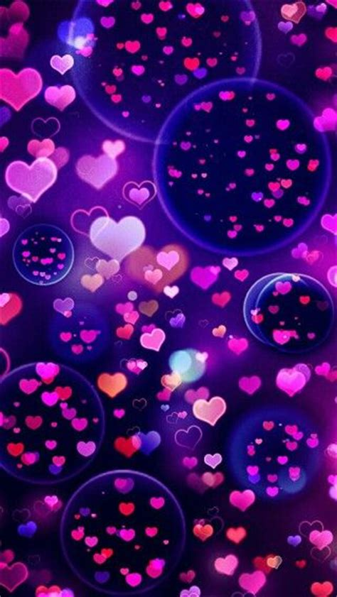 Find the best hearts wallpaper background on wallpapertag. iPhone Wallpaper - Valentine's Day tjn   Valentines wallpaper, Cellphone wallpaper, Cute ...