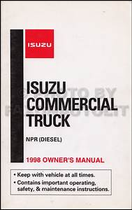 1997 Isuzu Frr Service Manual Electrical Diagrams