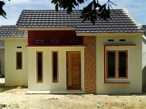 rumah minimalis budget  juta