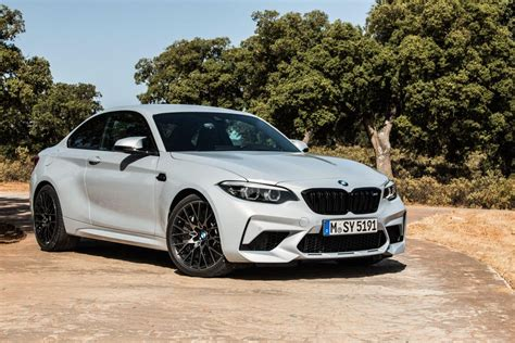 2019 Bmw M2 Competition First Drive Review A More Potent