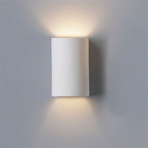 5 quot contemporary cylinder wall sconce casts light up and