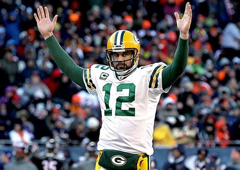 Green Bay Packers Qb Aaron Rodgers Handles Adversity Every