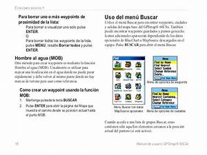 Gps 60 Csx Garmin Manual De Usuario