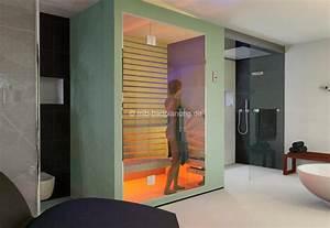 Sauna Für Badezimmer : wellness badezimmer my lovely bath magazin f r bad spa ~ Lizthompson.info Haus und Dekorationen