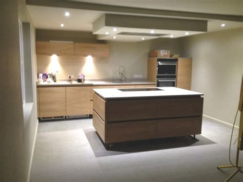 We've planned our kitchen with a hob on the peninsula