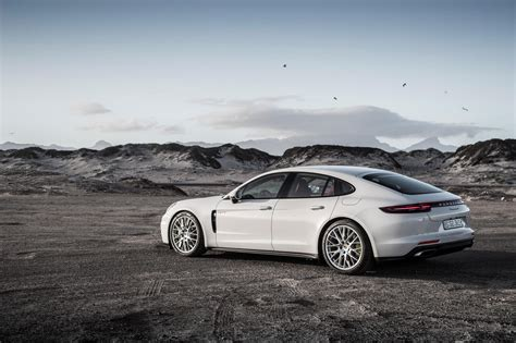 The 2018 Porsche Panamera First Drive, Price, Performance