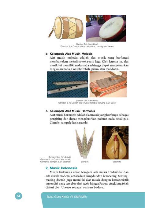 Seruling juga termasuk kedalam salah satu contoh alat musik melodis. Contoh Alat Musik Ritmis Yang Ada Di Nusantara - Gamis Murni
