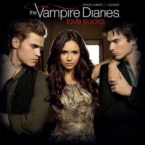 calendar vampire diaries calendarios