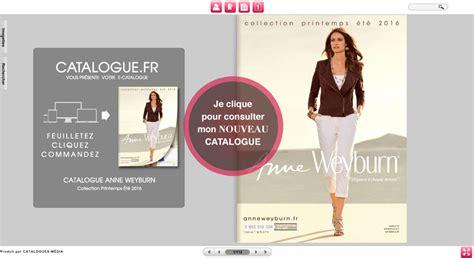 Coup De Coeur Pour Le Nouveau Catalogue Anne Weyburn P/e 2016