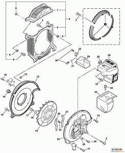 Leaf Blower Engine Diagram
