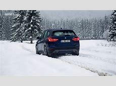 BMW's in winter What to do to stay safe