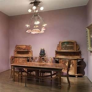 Art Nouveau Mobilier : 22 best images about mobilier art nouveau on pinterest ~ Melissatoandfro.com Idées de Décoration