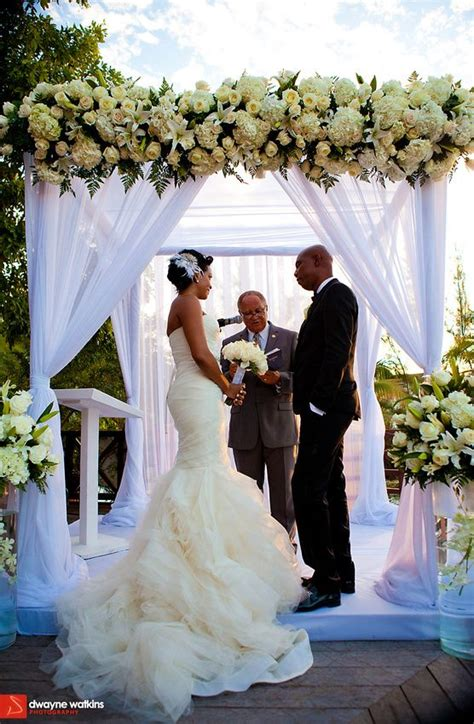 wedding at seawind resort montego bay ja