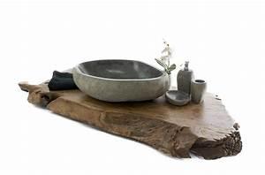 Waschtisch Aus Holz : waschtisch aus holz fur aufsatzwaschbecken ~ Michelbontemps.com Haus und Dekorationen
