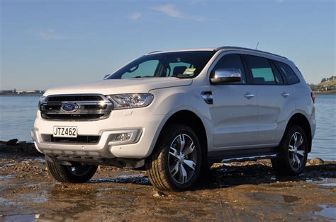 Ford Everest by Ford Everest Titanium 2016 New Car Review Trade Me