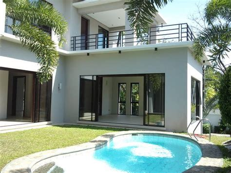 asian tropical house  swimming pool  ayala alabang  sale  manila metropolitan