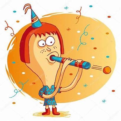 Favors Birthday Cotillons Happy Clipart Anniversaire Joyeux