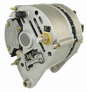 Alternator  Lucas  Case Ih  Perkins  188590a1  2871a161