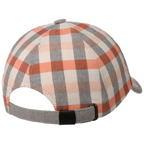 Looking for good quality bugatti cap at the lowest prices? Morten Cotton Check Cap by bugatti - 40,95