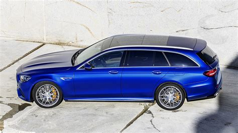 Then browse inventory or schedule a test drive. 2021 Mercedes Benz AMG E63 S Wagon Images