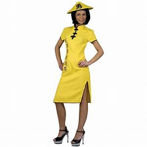 deguisement chinoise femme achat vente costume pas cher With robe chinoise pas cher