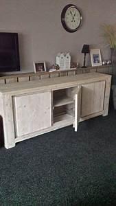 Steigerhout TV-meubel Freya - Steigerhout Furniture