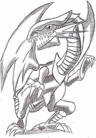 Dragon Eyes Coloring Eye Deviantart Drawings Pencil