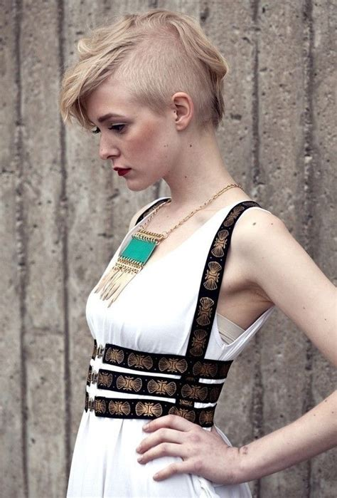 sexy  hot  shaved hairstyles