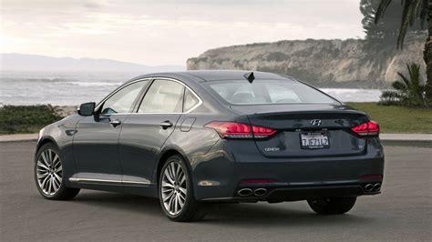 Review Hyundai Genesis by 2016 Hyundai Genesis V8 Review Caradvice