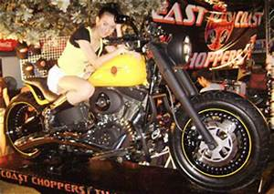 East Coast Choppers Of Thailand at Cyril Huze Post ...