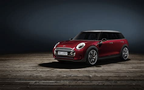 2014 Mini Clubman Concept Wallpaper