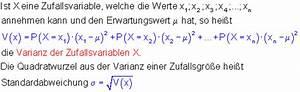 Binomialverteilung Berechnen : erwartungswert ~ Themetempest.com Abrechnung