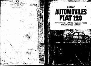 Fiat 128 Manual De Taller Pdf Fiat Fiat 128 Todos