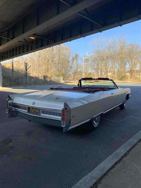 The bugatti chiron is the exact opposite of a machine that relies on its spec to stand out. 1965 Cadillac Eldorado Convertible Convertible White RWD Automatic Fleetwood for sale: photos ...