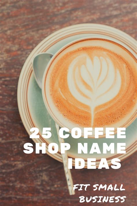 What's the secret to a successful coffee shop? Coffee Shop Name Ideas | Examples and Forms