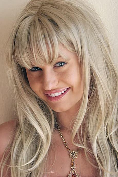 frisuren mit glatten haaren frisuren mit blonden haaren