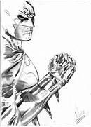 Pin Batman Pencil Draw...