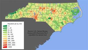 Demographics Of North Carolina