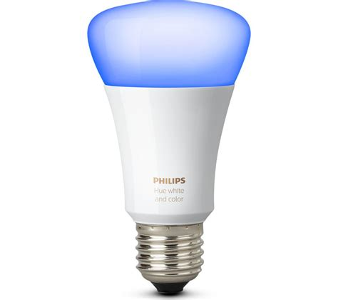 philips hue colour wireless bulb e27 deals pc world