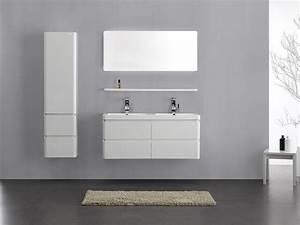 Schrank 120 Cm : berlin schrank 120 cm wei badewelt badezimmer m bel ~ Markanthonyermac.com Haus und Dekorationen